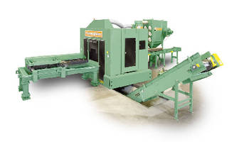 Machine peforms all structural fabrication functions.