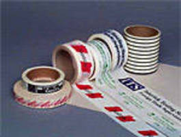 Printed Tapes come in range of materials.