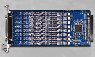 Interface Module monitors multiple signals simultaneously.