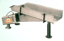 Vibratory Feeder has 3 mounting options.