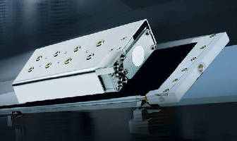 Linear Motors are optimized for speed, positioning.