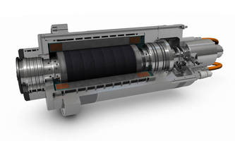 Siemens Offers Spindle Solutions for Machine Tool Applications