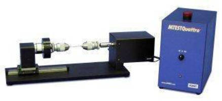 Torsion Testers offer capacities to 1,800 lb-in.