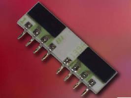 Power Resistor Networks offer 2-sided design option.