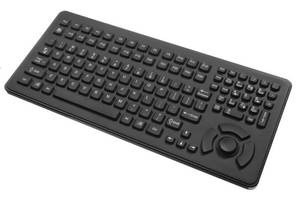 Wireless Keyboards offer intrinsically safe design.