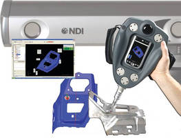Exact Metrology, Inc. Expands Product Offering with NDI's Portable Shop Floor Measurement Solutions