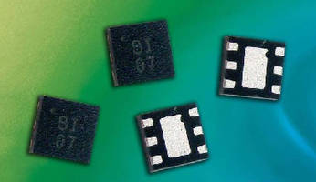 Thin Film Resistor Networks come in small outline packages.