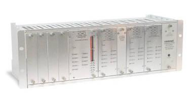 Multiplexers target high-density CCTV applications.