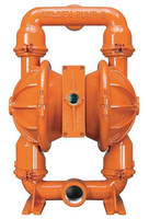Wilden Pro-Flo X(TM) Original(TM) Series AODD Pumps Set the Standard in Harsh Chemical-Processing Operations