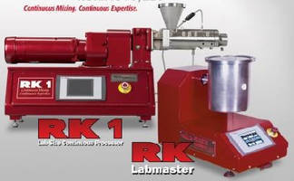 Lab-Sized Mixer/Blenders are rated for continuous duty.