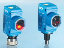 Photoelectric Sensors offer optimal background suppression.