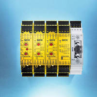 Safety Controller adapts to variety of applications.
