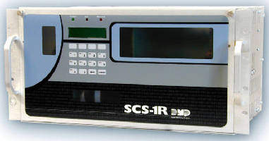 Network Enabled Receivers use optimized processor card.