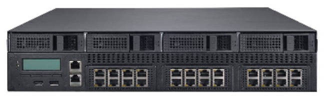 Network Appliance delivers on security and acceleration.