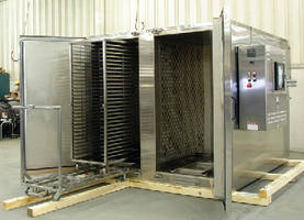 Truck-Loading Oven suits cleanroom applications.