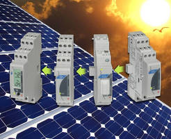 Module Array provides photovoltaic monitoring solution.