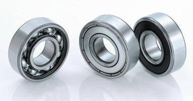 Deep Groove Ball Bearings reduce noise in electric motors.