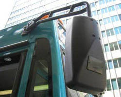 Vehicle Mirror supports school bus and truck safety.
