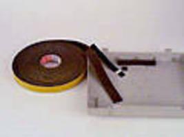 Gasketing Tapes create seal between 2 surfaces.