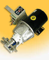 Variable Speed Pump suits industrial process applications.