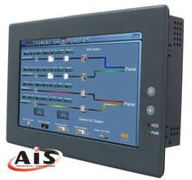 Industrial Panel PCs suit process control/monitoring.