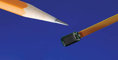 Miniature Linear Encoder does not require light source