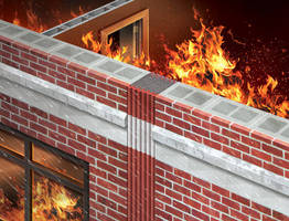 Fire-Rated Expansion Joint System is designed for walls.