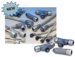 Cable Connectors target industrial machinery systems.