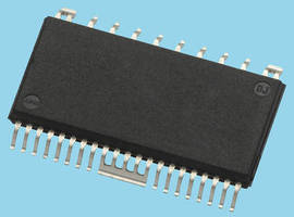 Single-Chip Inverter suits applications up to 100 W.