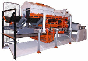 Belt Conveyor Components combine to meet zone requirements.