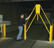 Dock Gates minimize required overhead clearance.