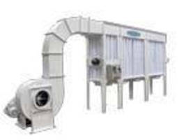 Imperial Systems, Inc. SCF Dust Collector Is a Cost-Effective Dust Collector!