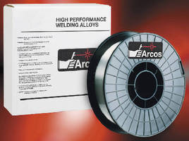 Electrodes are suited for high-strength steel welding.