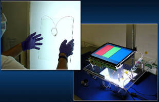 Optical Bonding promotes LCD clarity in bright environments.