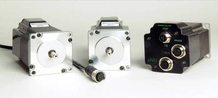 The New QuickStep Motors from JVL