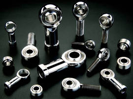 Rod End and Spherical Bearings suit aerospace applications.