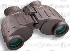 Binoculars maintain sharp focus on moving targets.