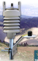 Weather Station is offered with solar radiation feature.