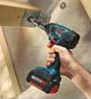 Impact Drivers and Wrenches feature cordless design.