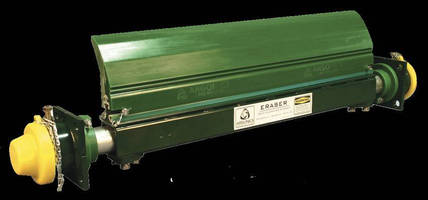 Cleaning Blade optimizes conveyor belt performance.