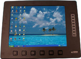 Sunlight Readable LCD operates in extreme conditions.