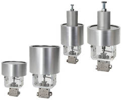Air Valve Actuators come in piston and yoke styles.