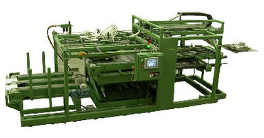 New Press Blank Feeder/Coater From Union Tool
