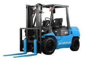 Toyota Industries Corporation to Launch World's First Internal Combustion Hybrid Lift Truck