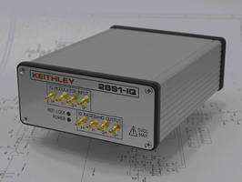 Upconverter simplifies transceiver testing.