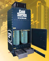 Dust/Fume Collector targets small airflow applications.