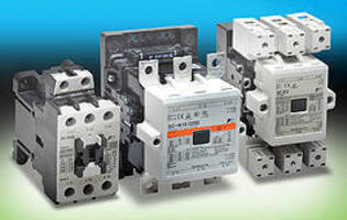 Higher Voltage Motor Contactors Available from AutomationDirect