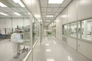 Precision Medical Products Provides 100,000 to 10,000 ISO Class 7 and 8 Cleanroom Capabilities to Customers