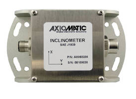 Universal Inclinometer measures ±90° or 360° rotation.
