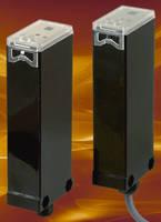 Photoelectric Sensor integrates background suppression.